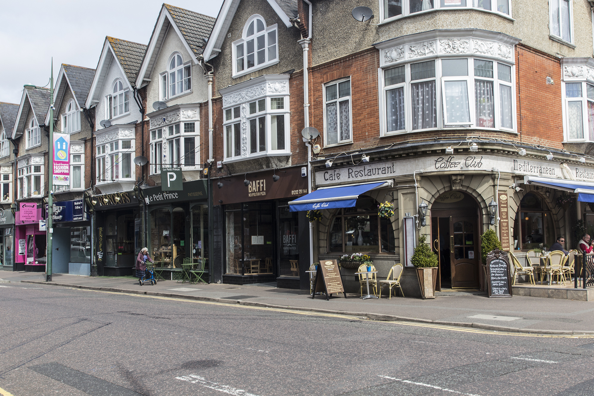 Eating & Drinking in Westbourne
