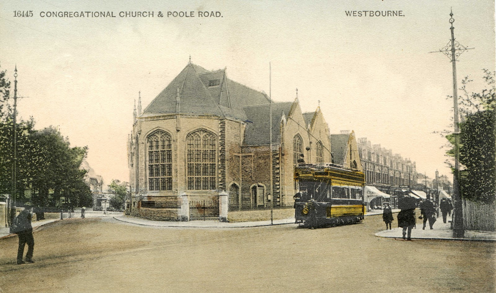 Congregational Church Westbourne