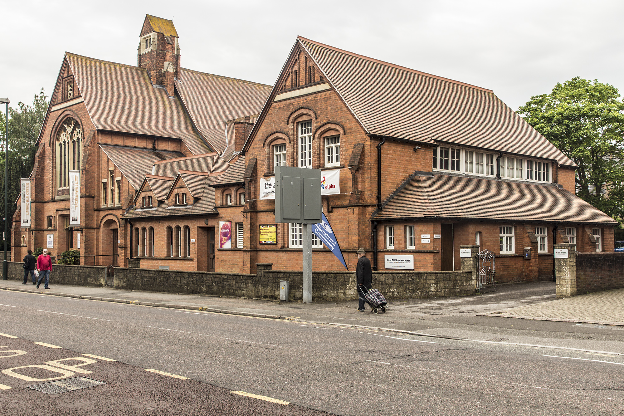 Churches in Westbourne - the Baptist Church