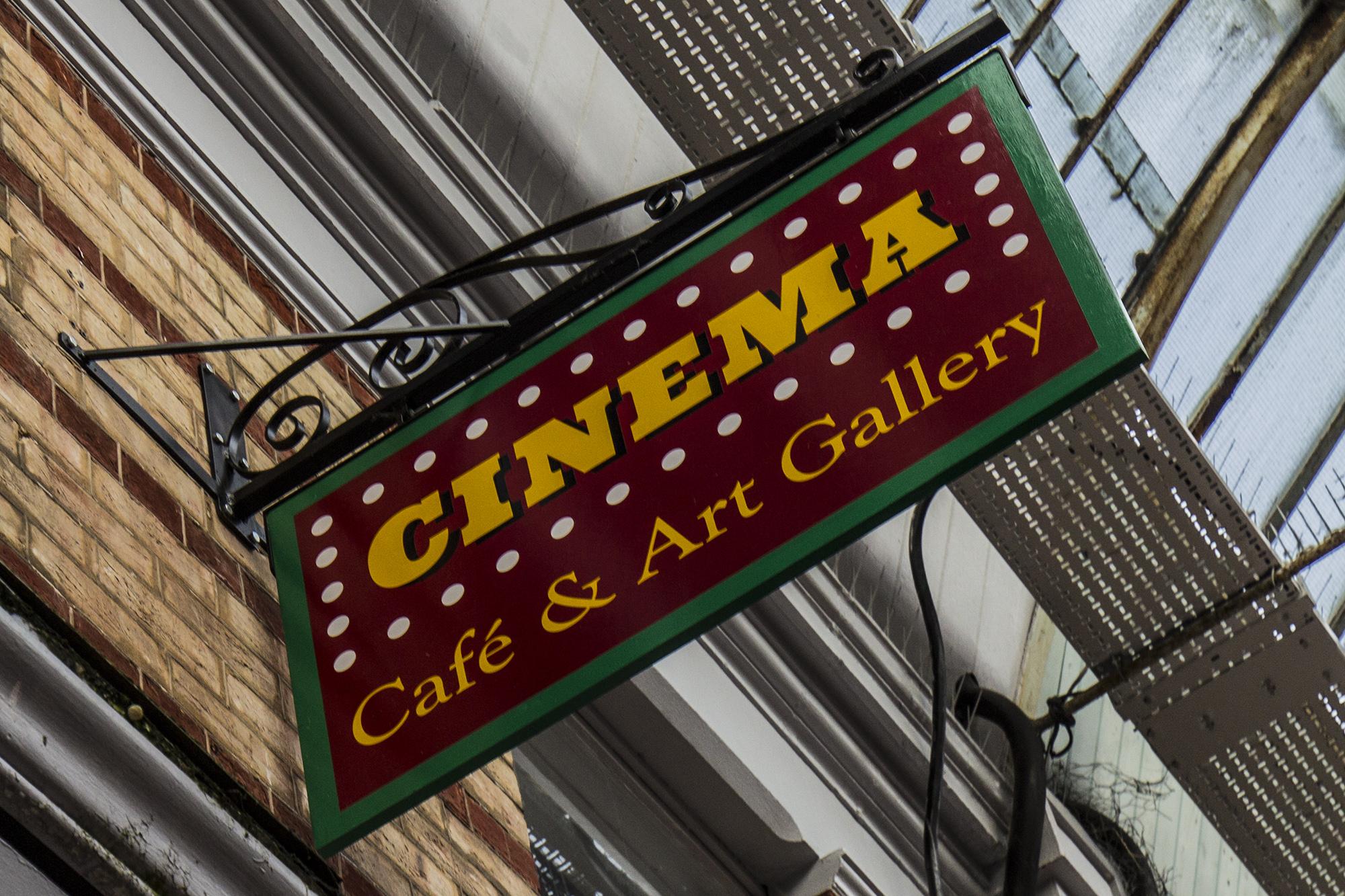 Colosseum Cinema and Lavish Life Café, Westbourne