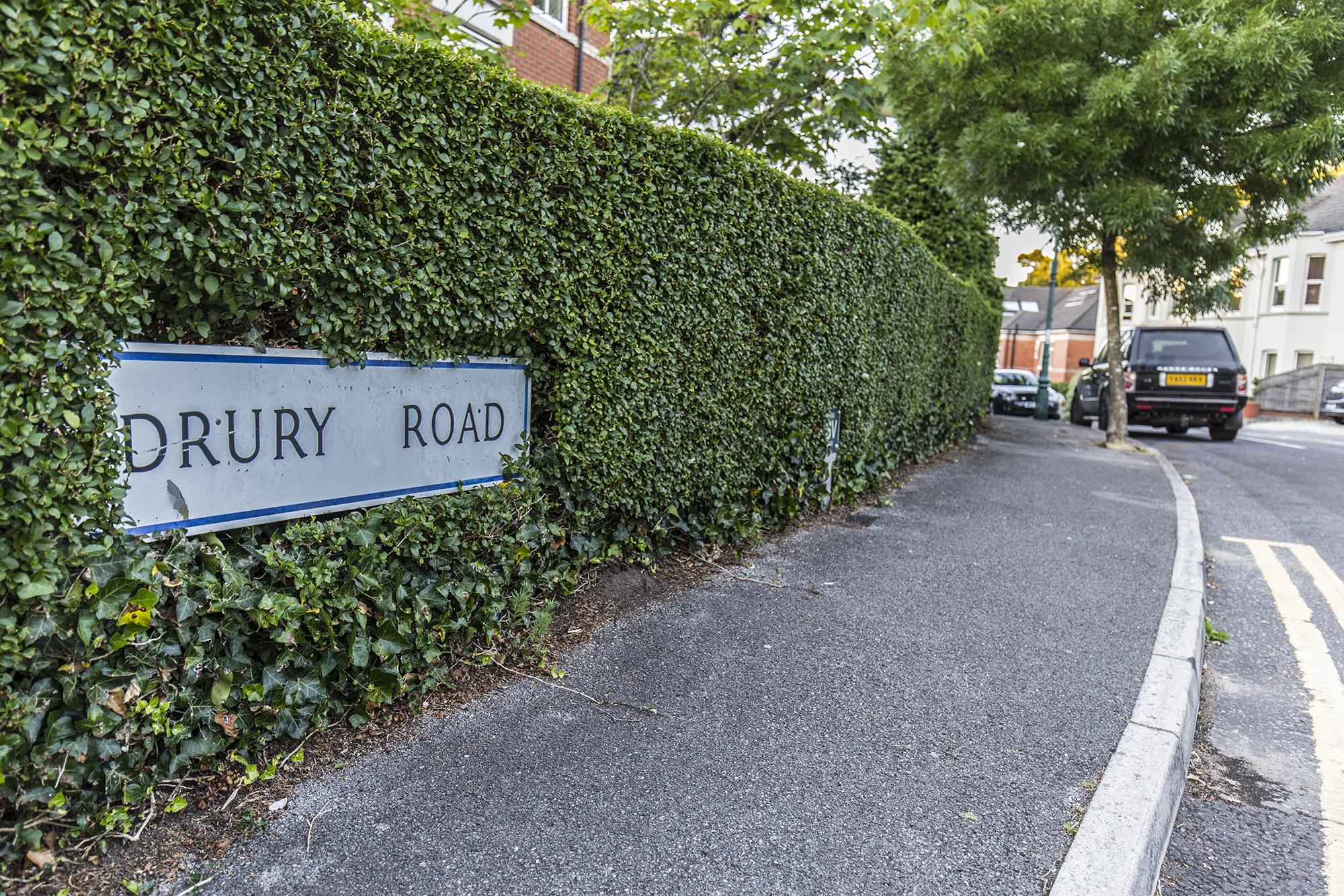 Drury Road, Westbourne.