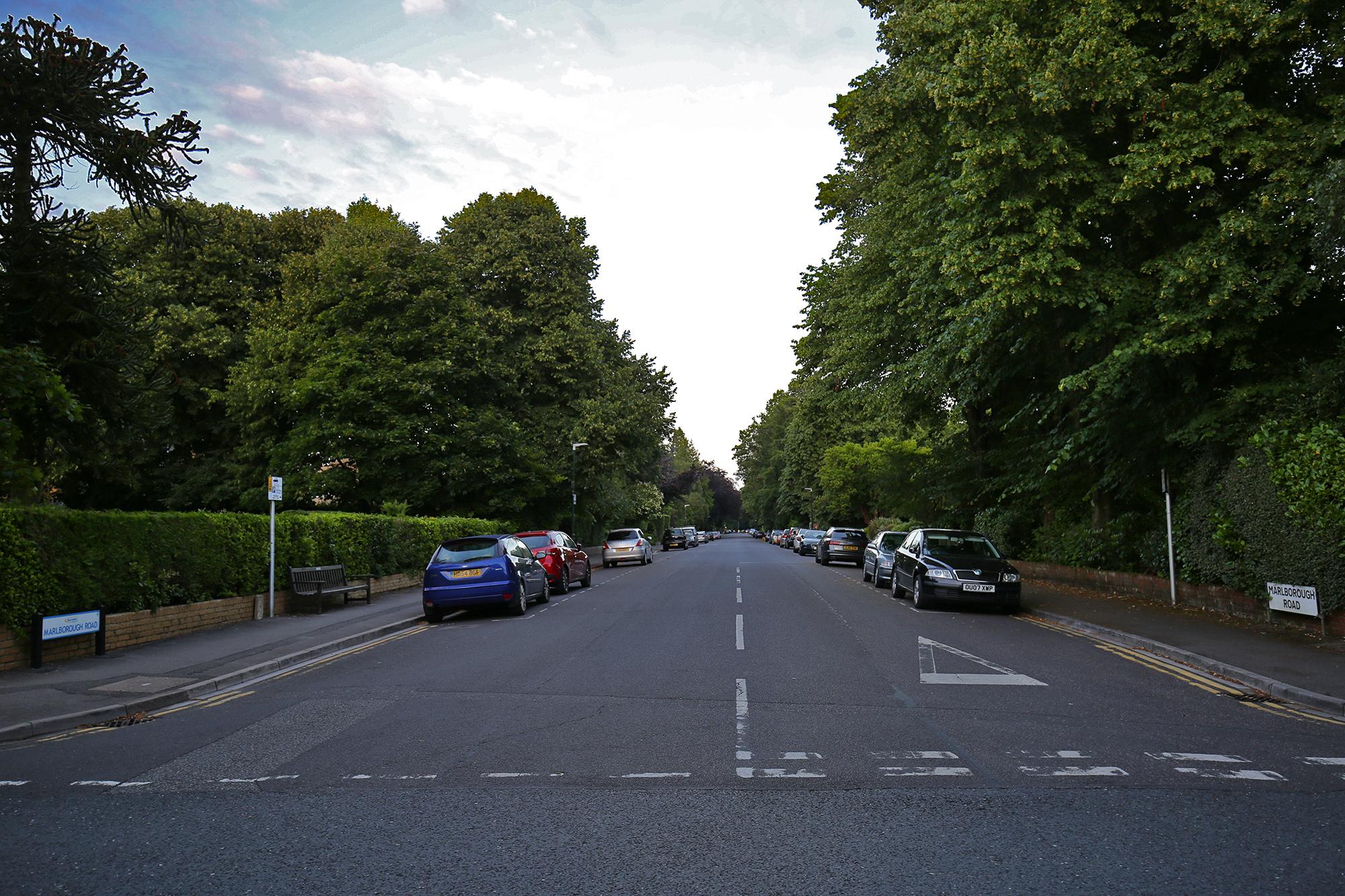 Marlborough Road, Westbourne