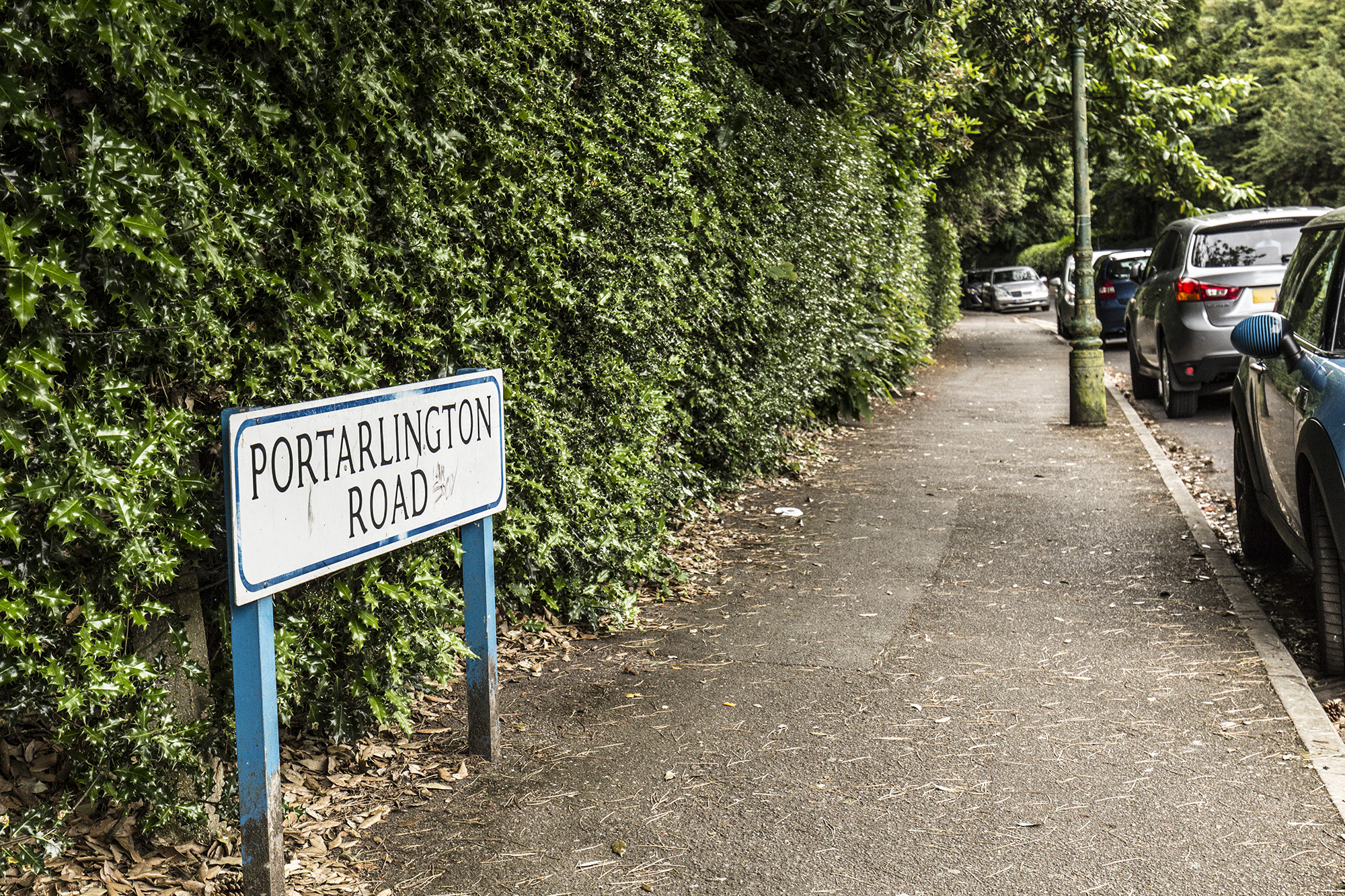 Portarlington Road, Westbourne.