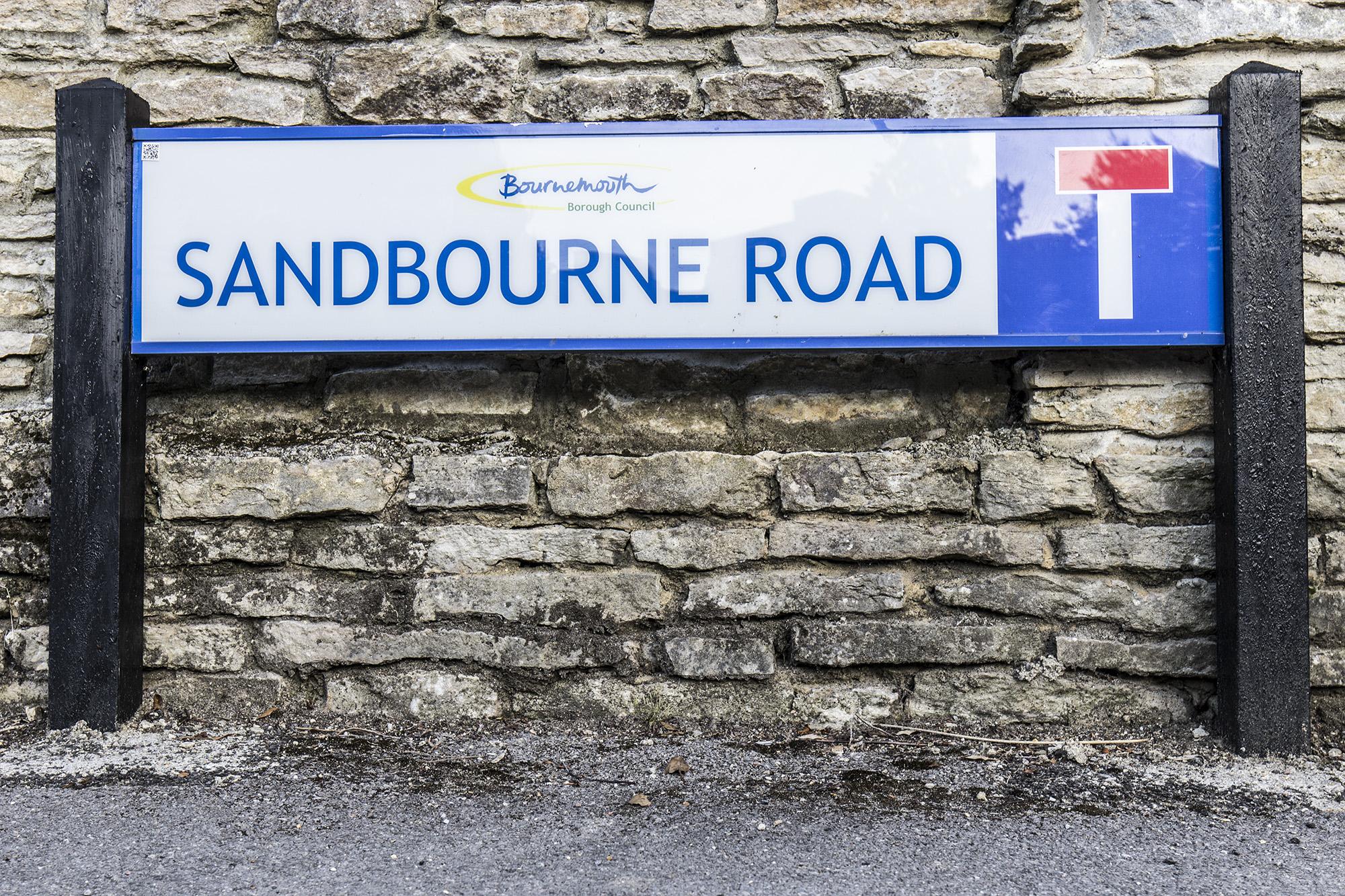 Sandbourne Road, Westbourne, Bournemouth