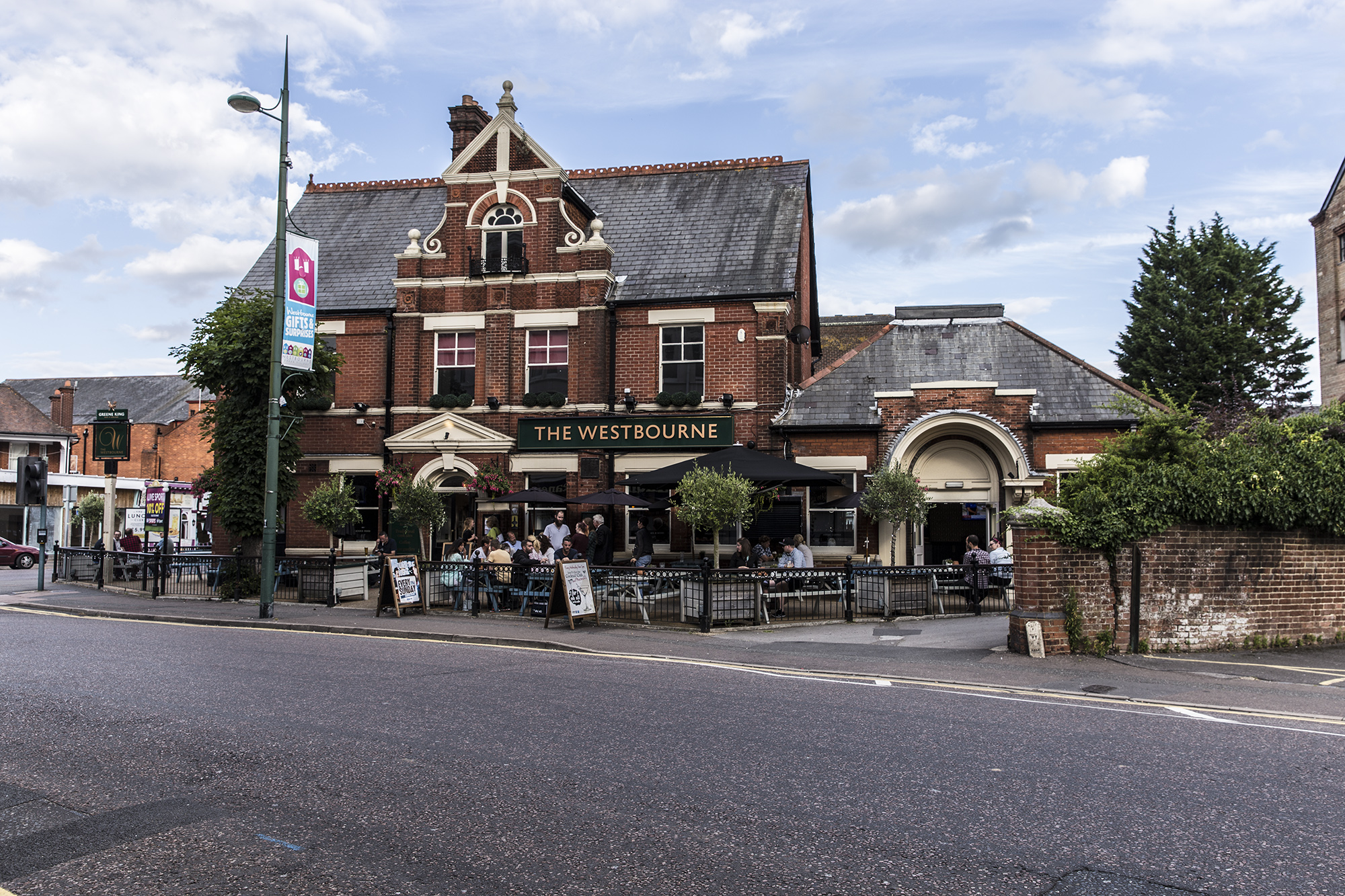 Westbourne Summer Festival 2016 - The Westbourne Pub